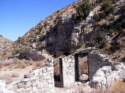 socialist ruins