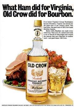 old crow ad
