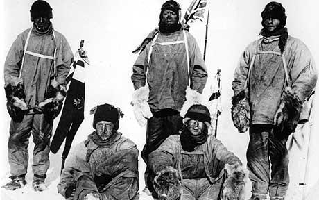 Scott's expedition