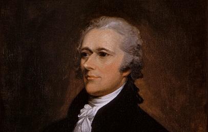 A. Hamilton: Federalist, cocksman