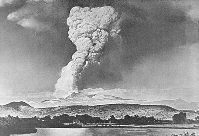 "Lassen's ""eruption column"""