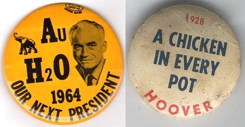 long lost campaign slogans