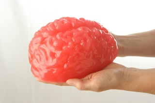 I'd offer the same deal on the life-size gummy brain, but they don't make it anymore.