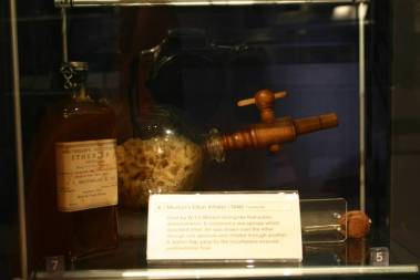Morton's original inhaler