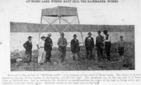 Hatfield's apparatus