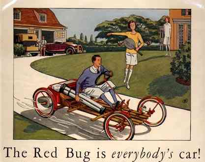The Red Bug