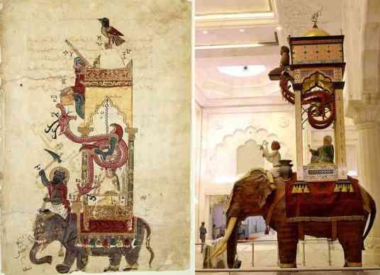 original illustration and modern reproduction
